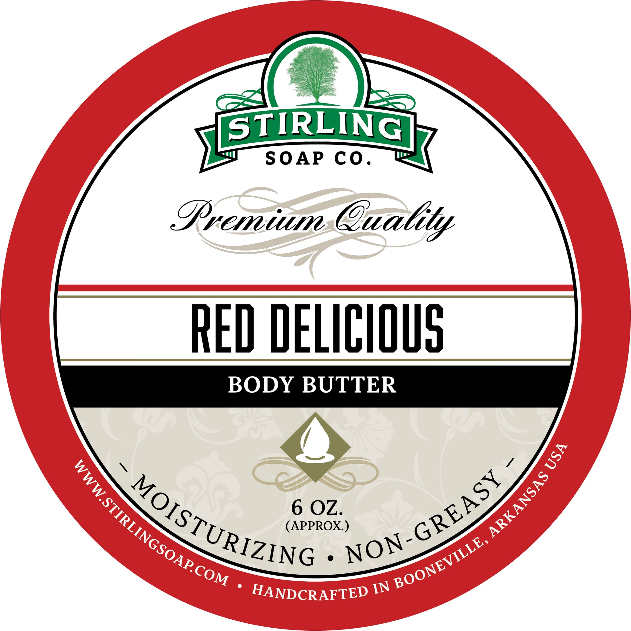 Red Delicious - Body Butter