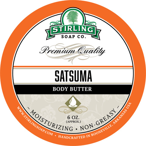 Satsuma - Body Butter