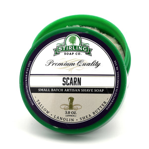 Scarn - Shave Soap (3oz)