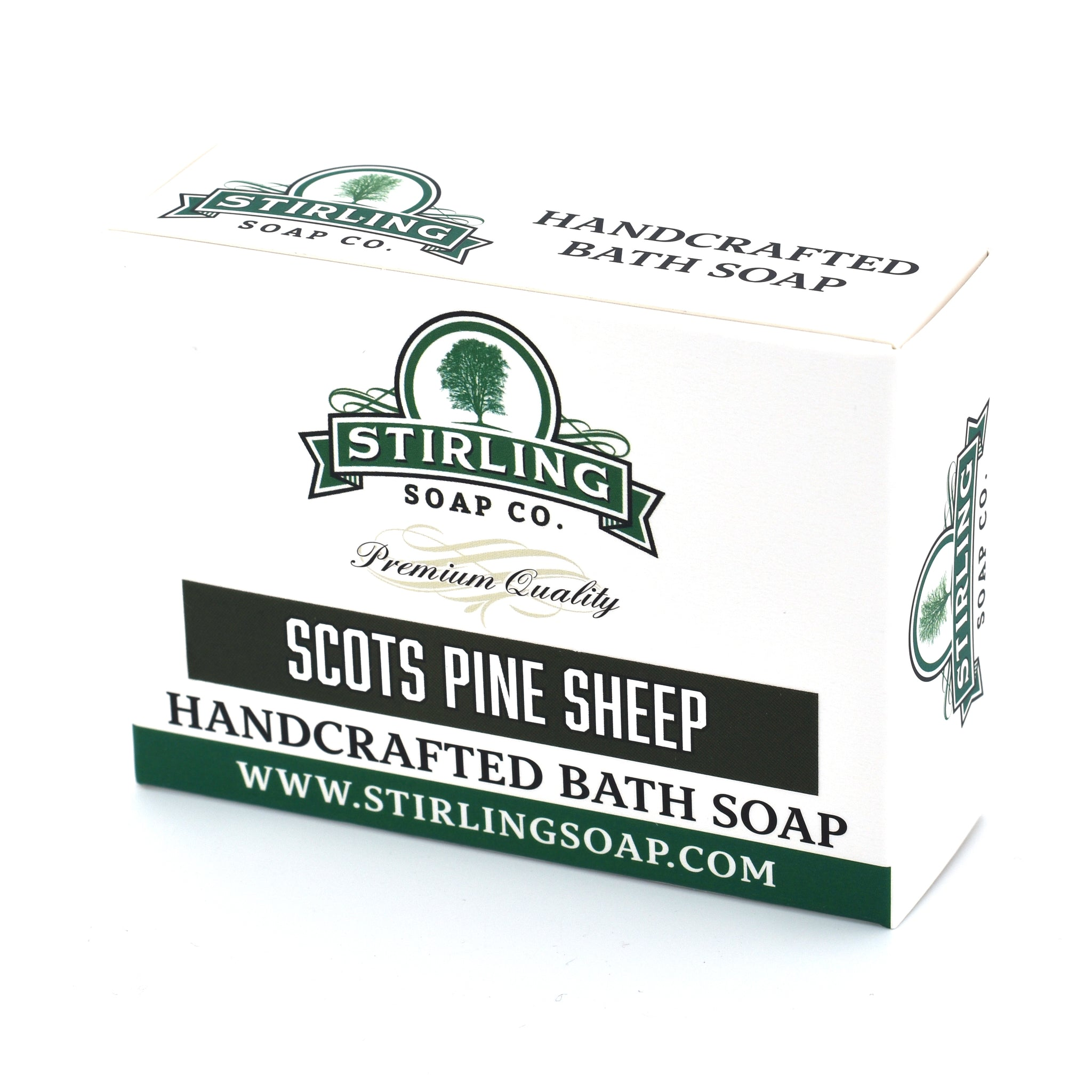 Scots Pine Sheep - Bath Soap