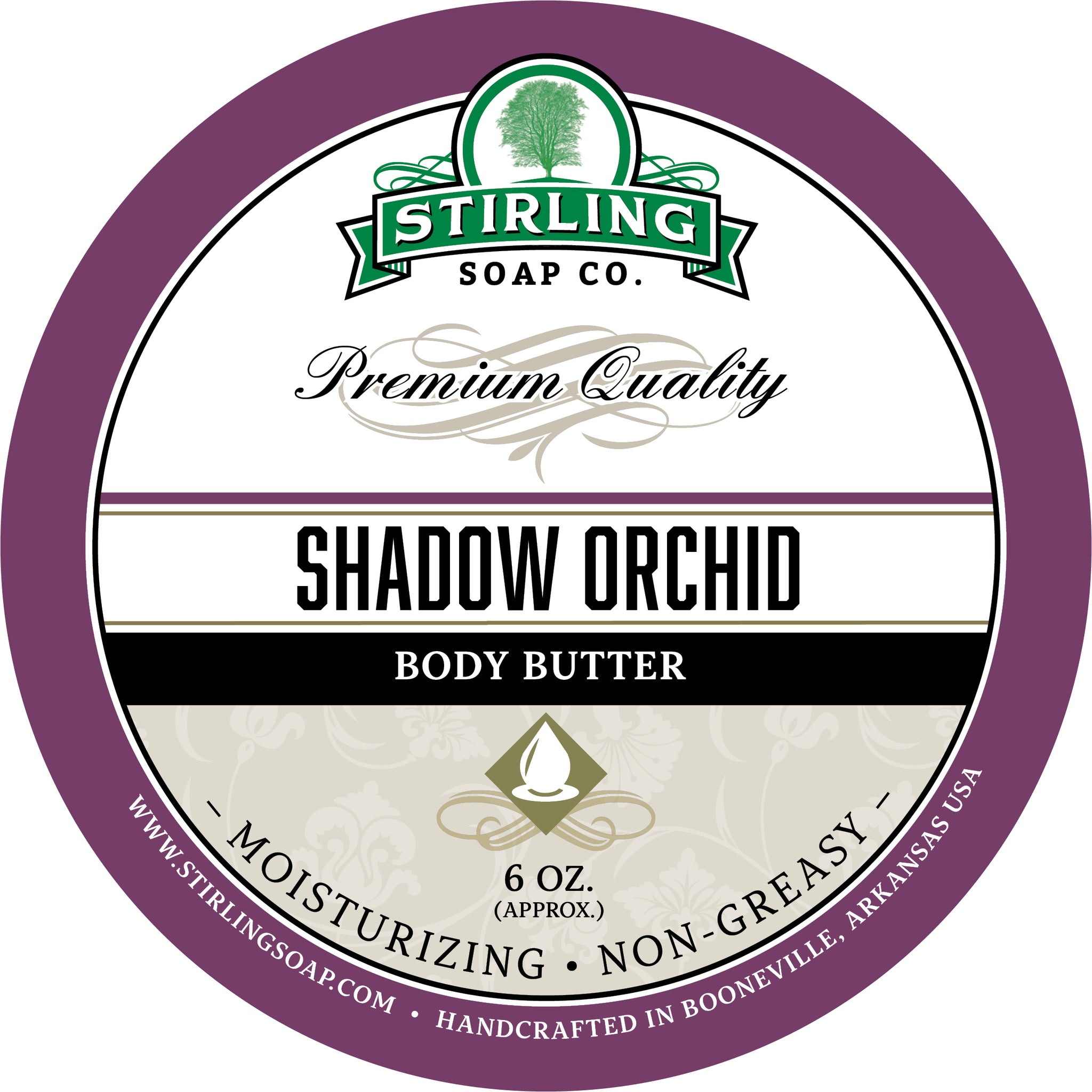 Shadow Orchid - Body Butter