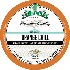 Orange Chill - Shave Soap