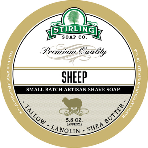 Sheep - Shave Soap