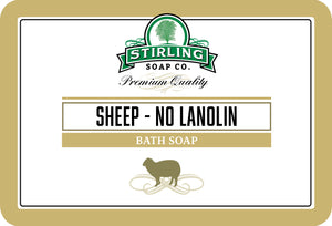 Sheep (No Lanolin) - Bath Soap