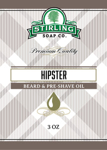 Hipster - Beard & Pre-Shave Oil