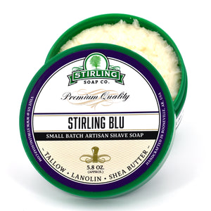 Stirling Blu - Shave Soap