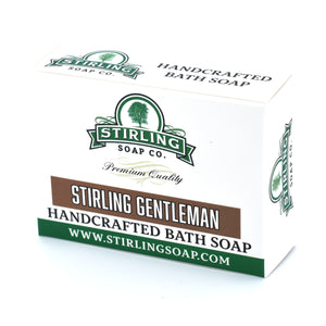 Stirling Gentleman - Bath Soap