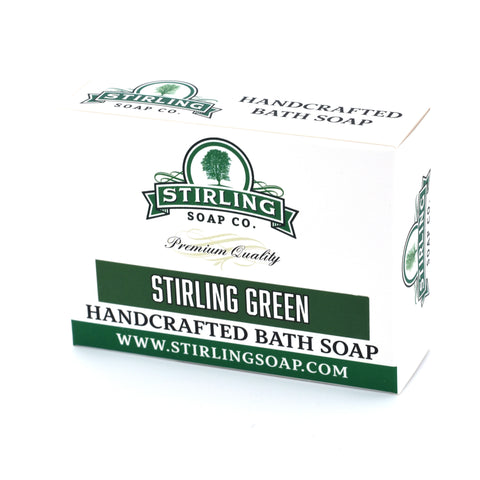 Stirling Green - Bath Soap
