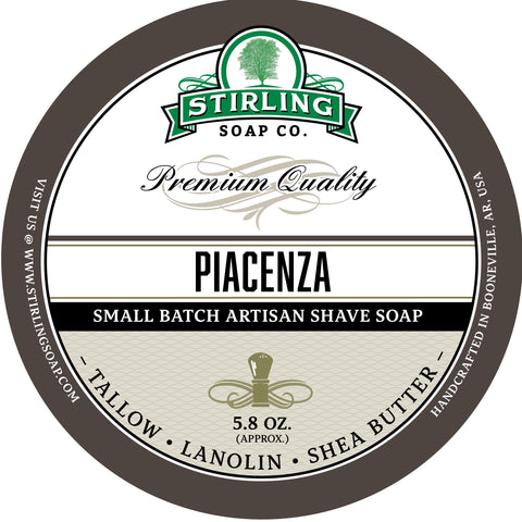 Piacenza - Shave Soap