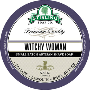 Witchy Woman - Shave Soap