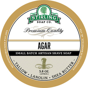 Agar - Shave Soap