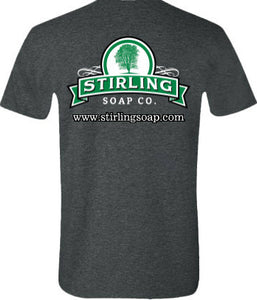 Stirling Logo Short-Sleeve T-Shirt