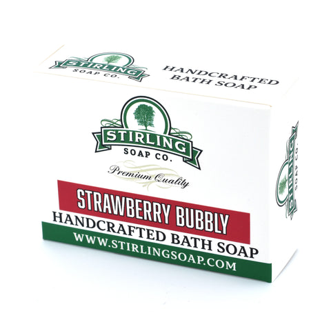 Strawberry Bubbly - Bath Soap
