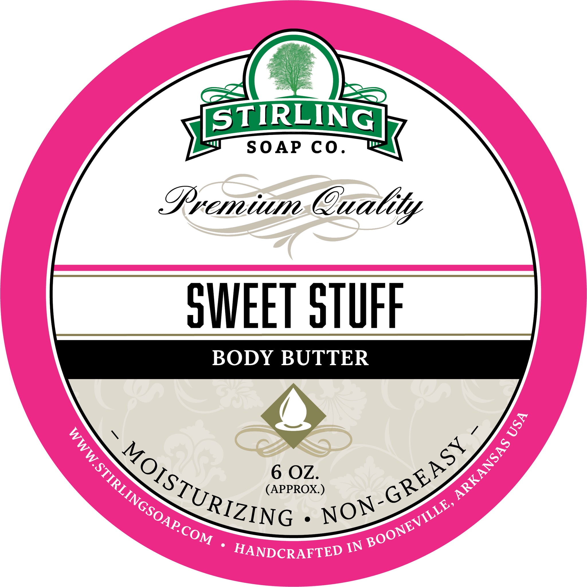 Sweet Stuff - Body Butter