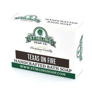 Texas on Fire - Bath Soap