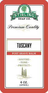 Tuscany - Post-Shave Balm