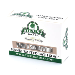 Vanilla Sandalwood - Bath Soap