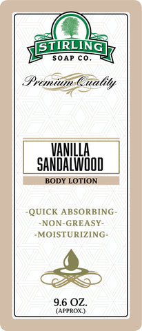 Vanilla Sandalwood - Body Lotion
