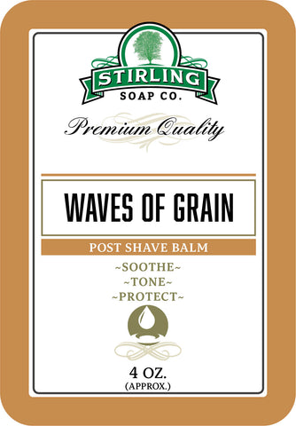Waves of Grain - Post-Shave Balm