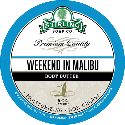 Weekend in Malibu - Body Butter