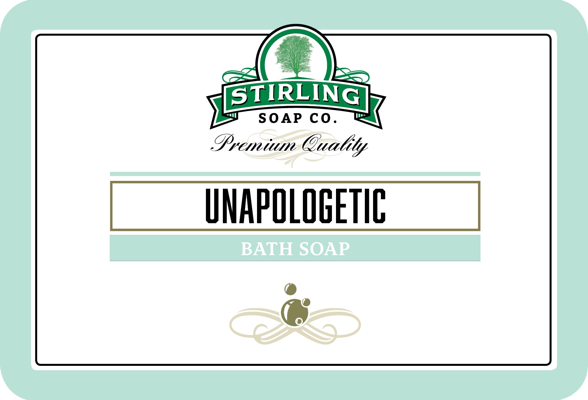 Unapologetic - Bath Soap