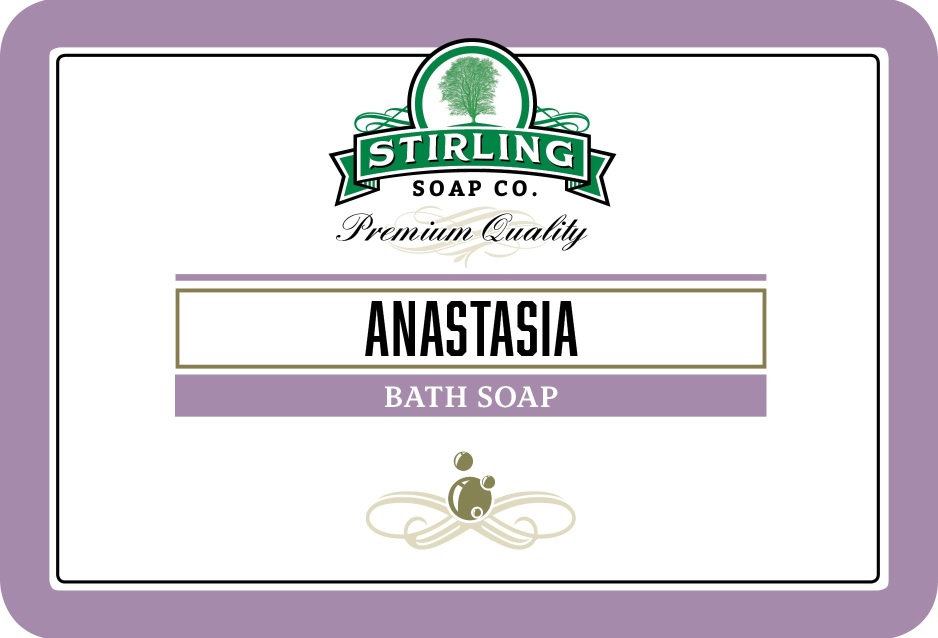 Anastasia - Bath Soap