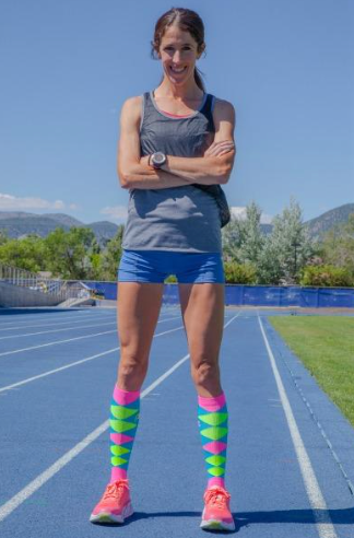 PRO Compression Ambassador Stephanie Bruce