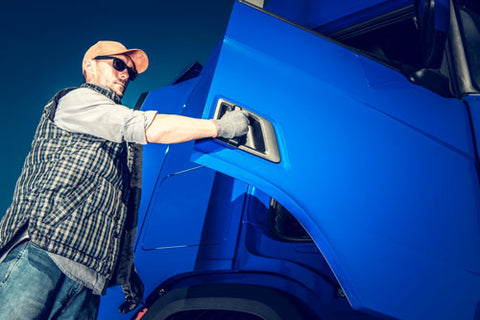 PRO Compression Socks for Truck Drivers