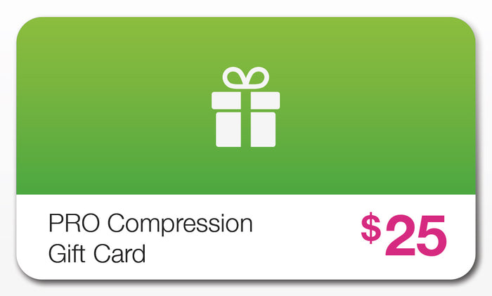 PRO Compression Gift Card
