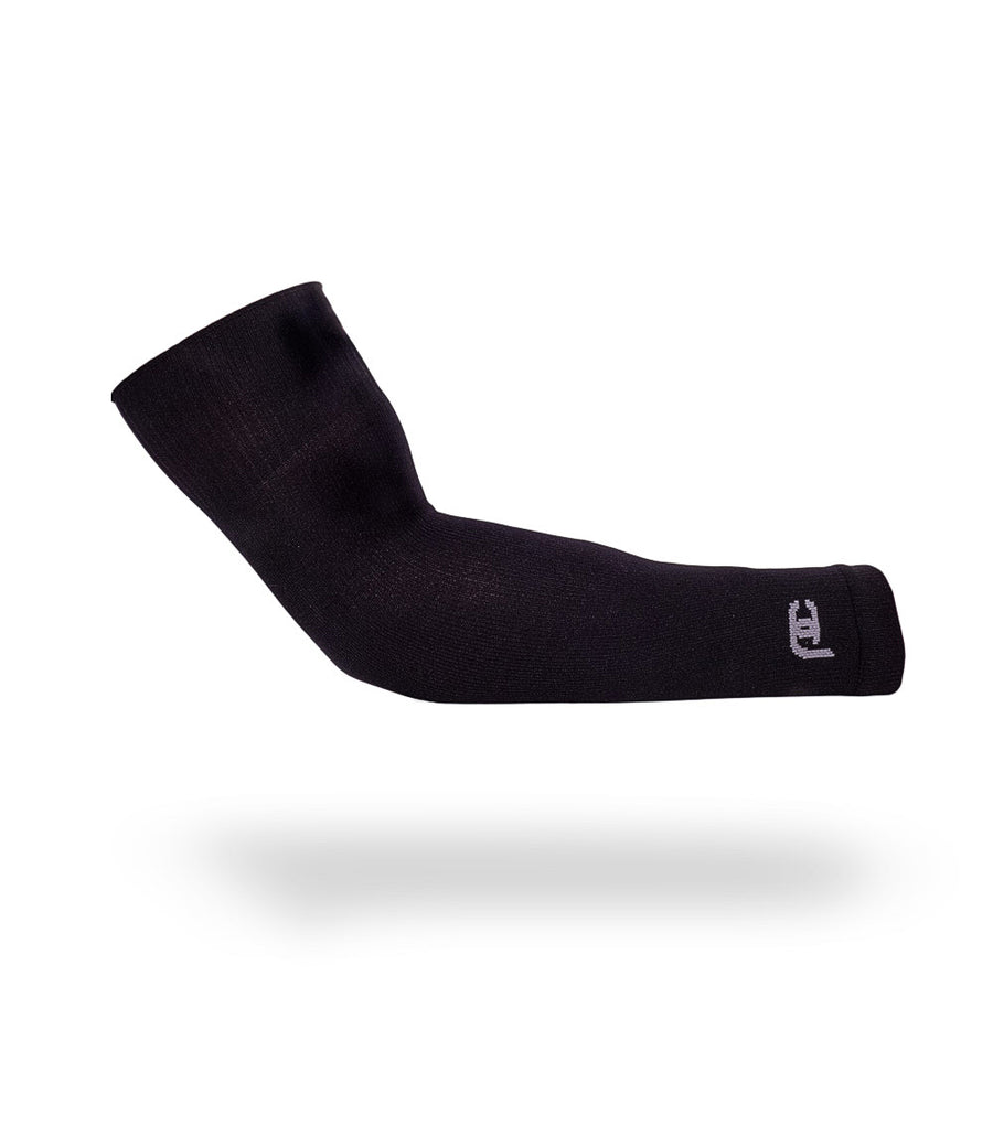 PRO Compression Graduated Compression Arm Sleeves - Black