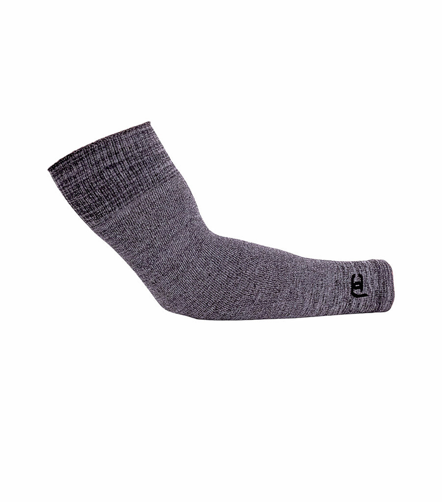 PRO Compression Graduated Compression Arm Sleeves - Heather Slate