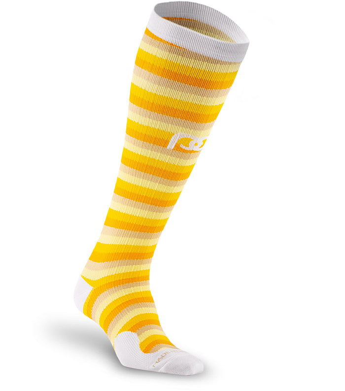 PRO Compression Graduated Compression Sock - Marathon - Golden Unicorn