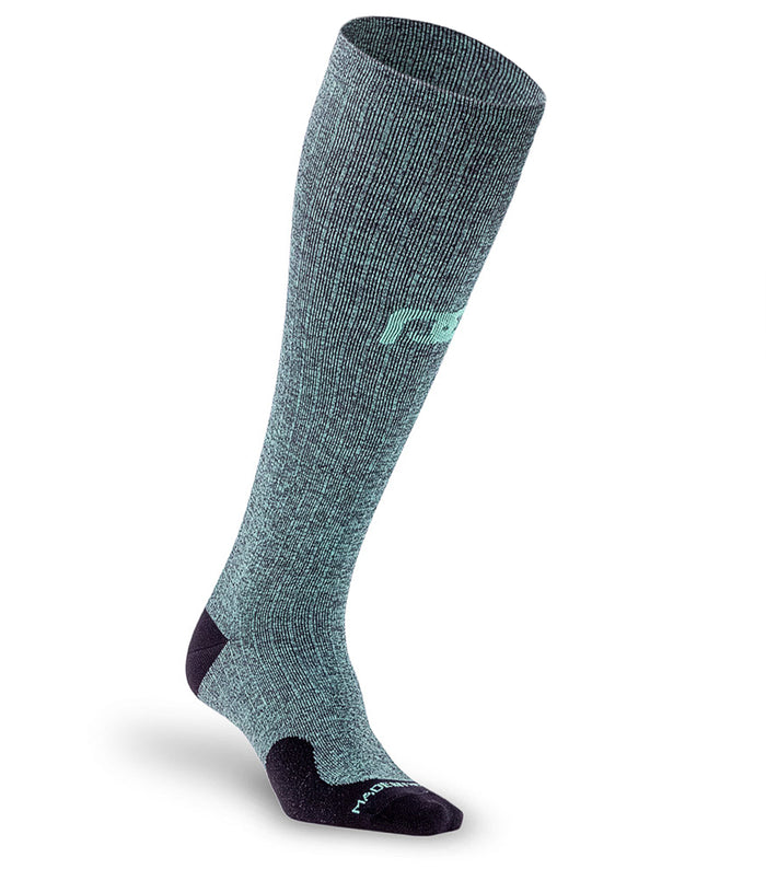 PRO Compression Graduated Compression Sock - Marathon - Mint Heather