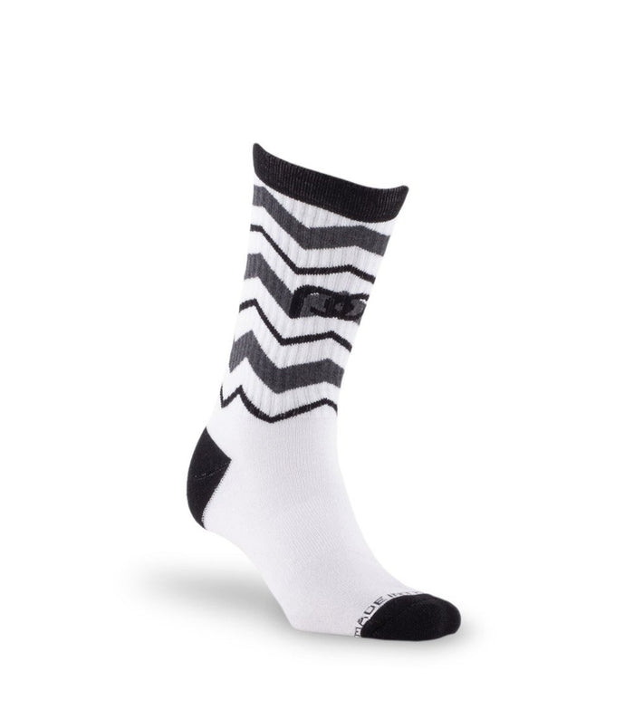 PRO Compression Graduated Compression Sock - PC LIfestyle, Black Chevron