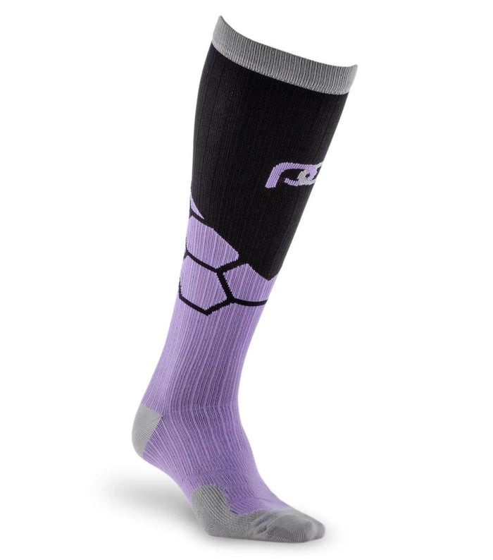 PRO Compression Graduated Compression Sock - Marathon, Lilac Boom