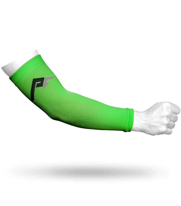 Arm Sleeves, Neon Green