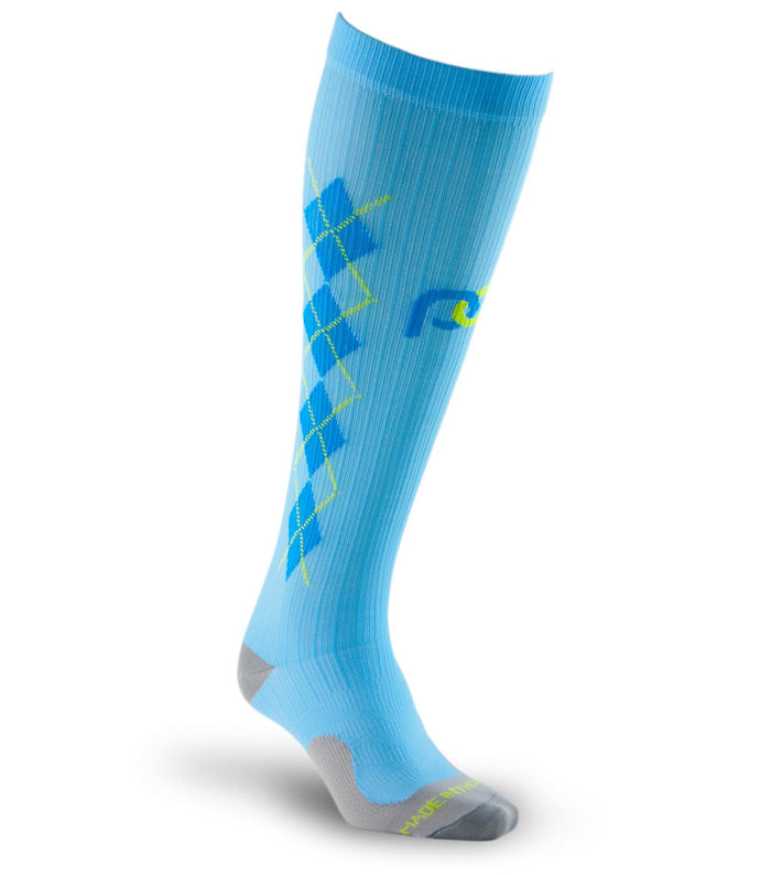 Marathon, Powder Blue Argyle