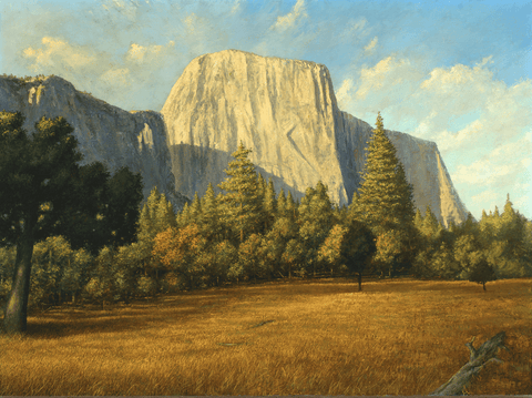 El Capitan - Giclée on Canvas