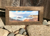 Redwood Framed Edmund Moody Print - Point Lobos