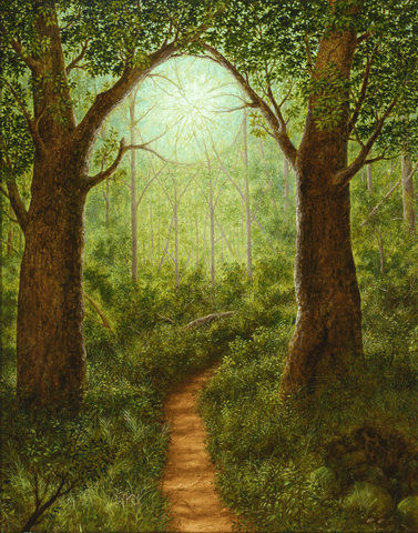 Card-Into the Sacred-by Edmund Moody-Wholesale