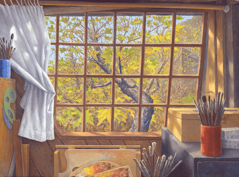 Card-Studio Window-by Edmund Moody