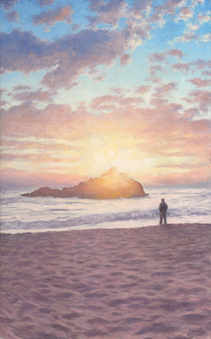 Cards-Sun, Rock, Man-by Edmund Moody-Wholesale