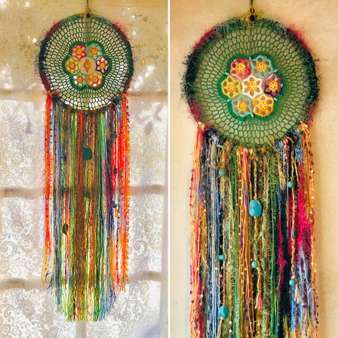 Dreamcatcher Ancestor's Rainbow (SOLD)