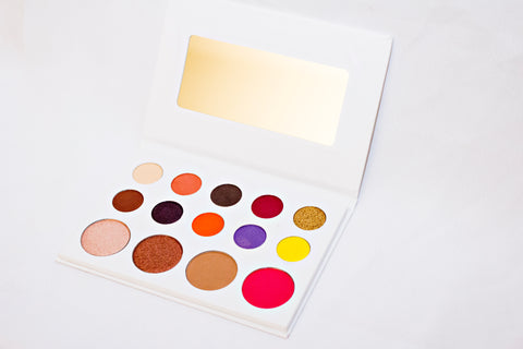 Beauty shadow palette