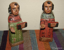 "Santos:  Small - San Antonio Wood Carving  (approx. 5"") (5 options)"