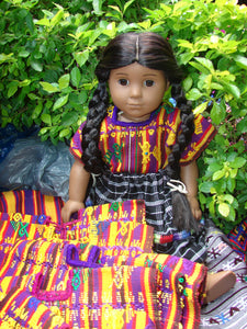 "San Juan Sacatapequez 18"" Doll Clothes (2 color options)"
