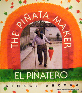 CB - Ancona, The Piñata Maker/El Piñatero,