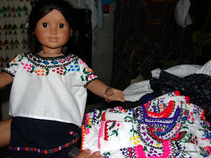 "Doll - Coban 18"" Doll Outfit by Maria"