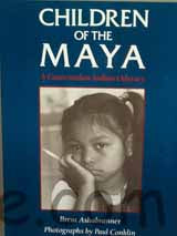 CB - Ashabranner and Conklin, Children of the Maya, A Guatemala Indian Odyssey