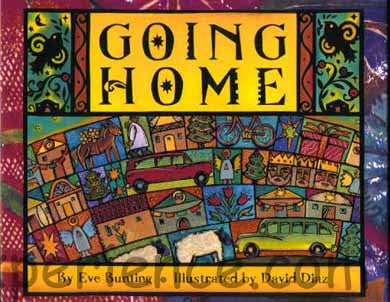 CB - Bunting, Going Home